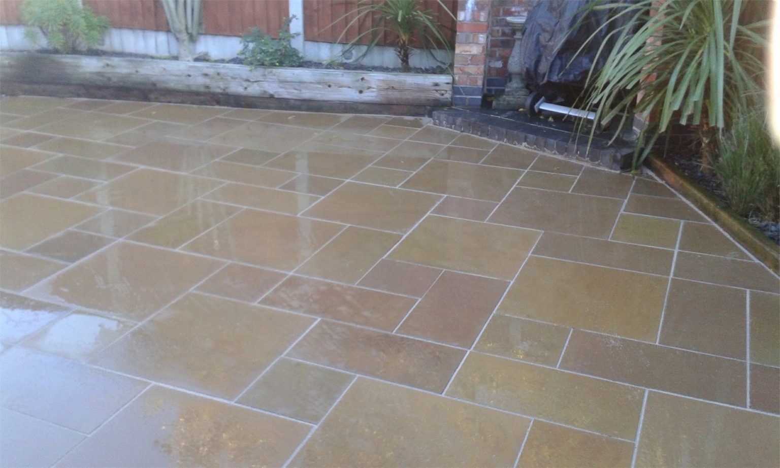 honed Indian sandstone