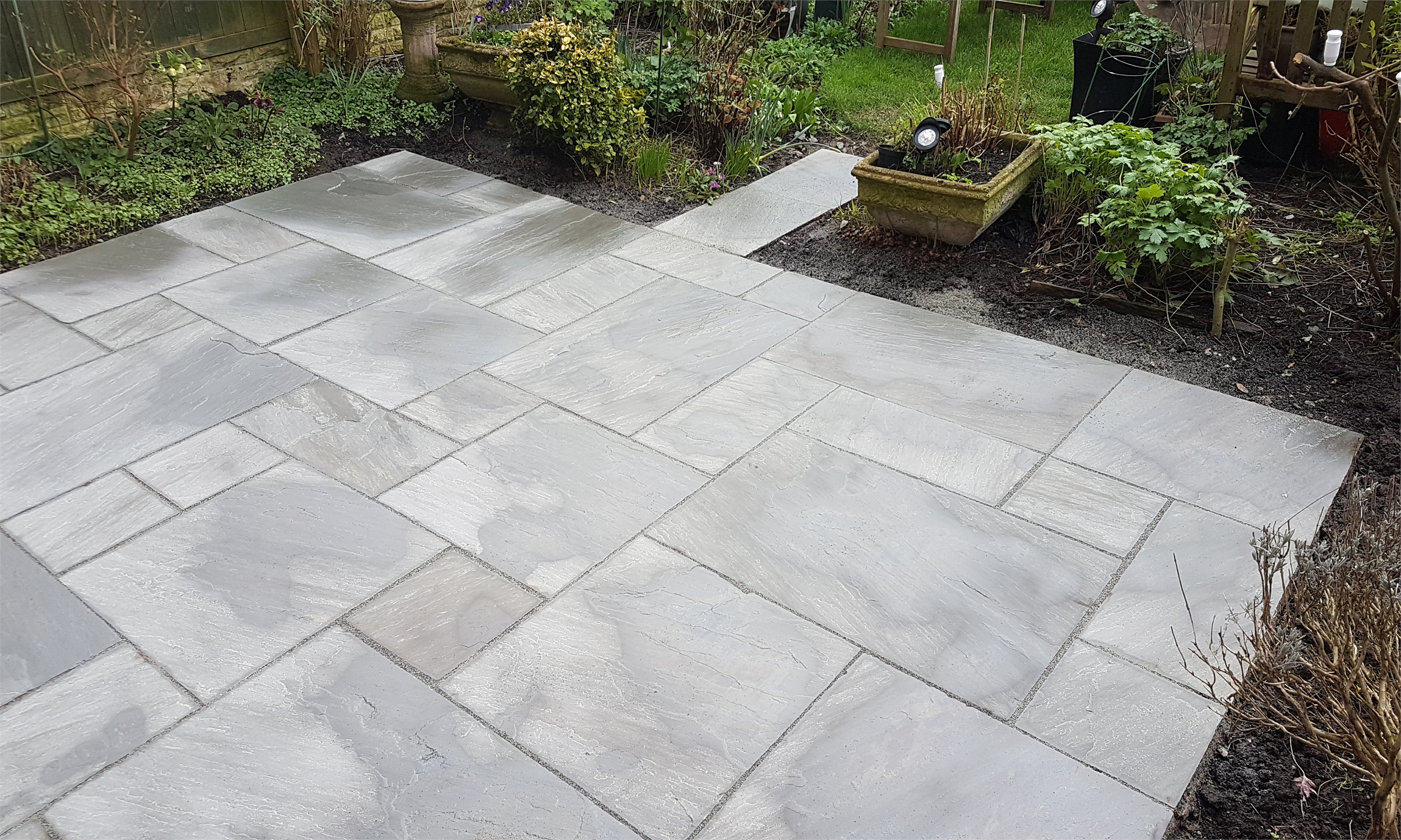 grey umbra traditional sandstone