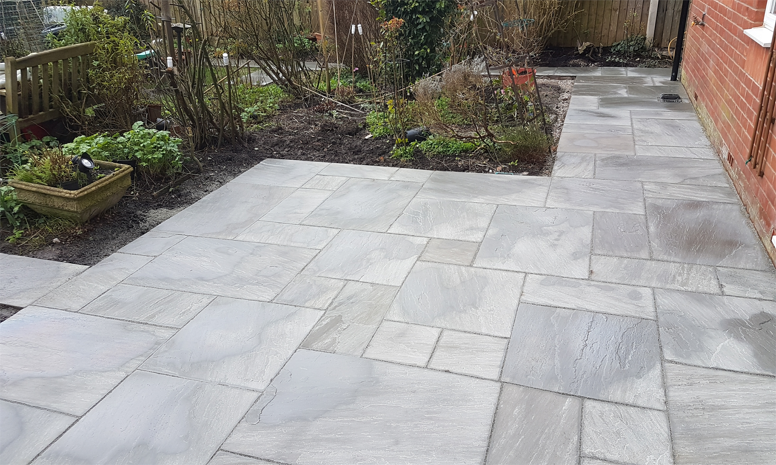 grey umbra traditional sandstone