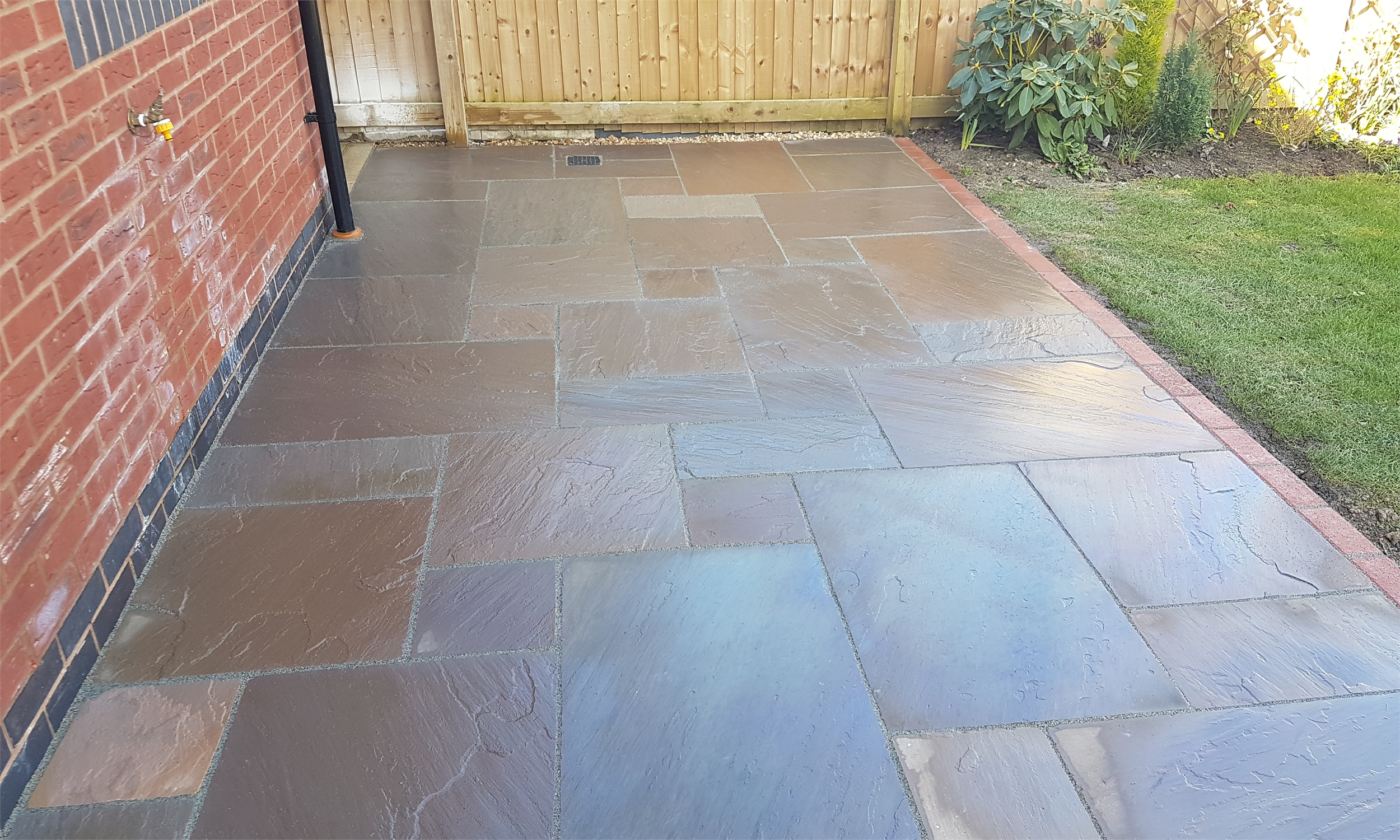 autumn brown traditional sandstone
